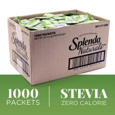 Сахарозаменитель стевия Splenda 1000 пакетиков (2кг)